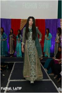 Faisal Latif-Photography  Model - Jordan Young Designer -  Sehrina Couture Make up and Hair- Alex Adair