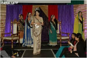 Faisal Latif-Photography  Host- Rameet Kaur Models; Soraya Hakeem, Stephanie Wylie Mcgovern, Rayanna Firdaous Katil and Dilan Berfin Kumaş. Designer -  SKM Couture Make up and Hair- Saleema Ali