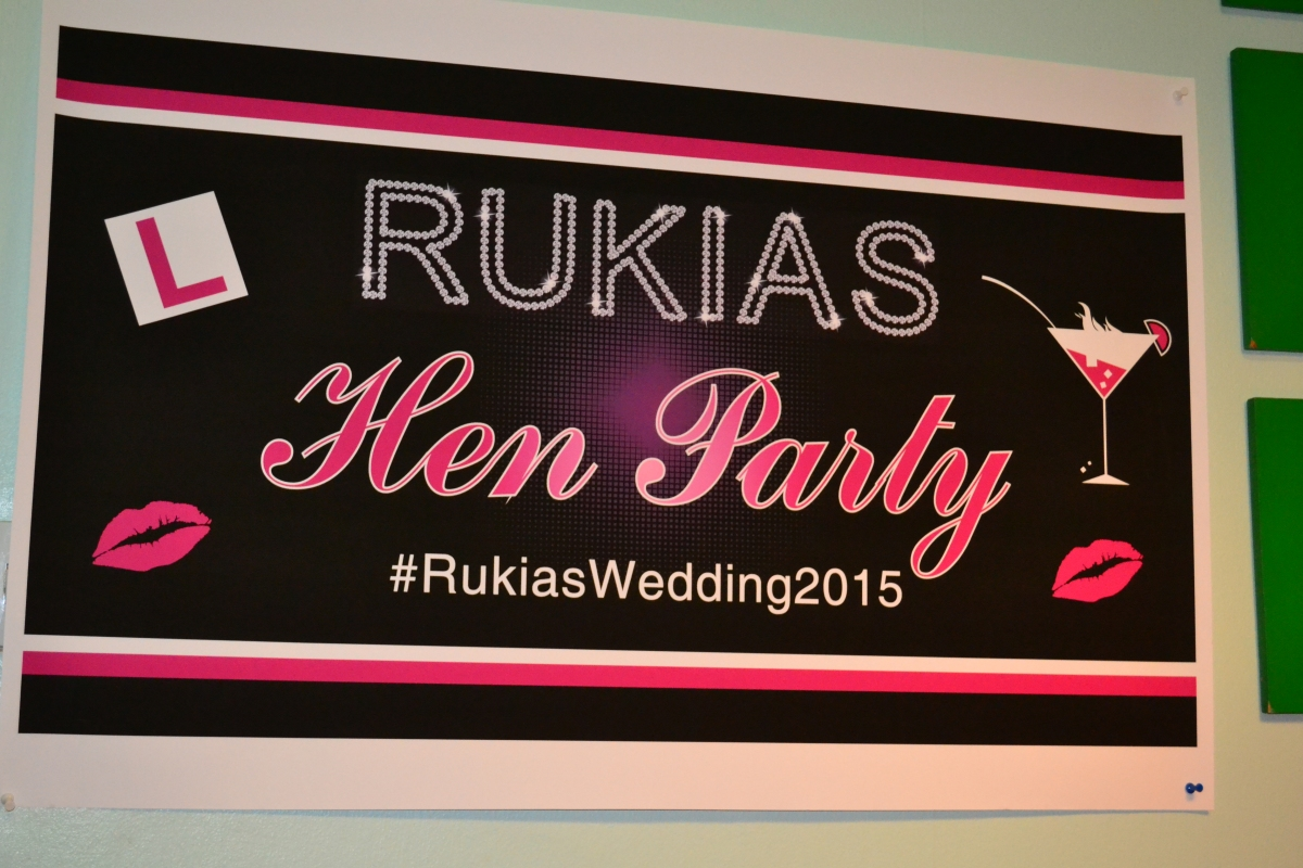 #RukiasWedding2015 Part.1