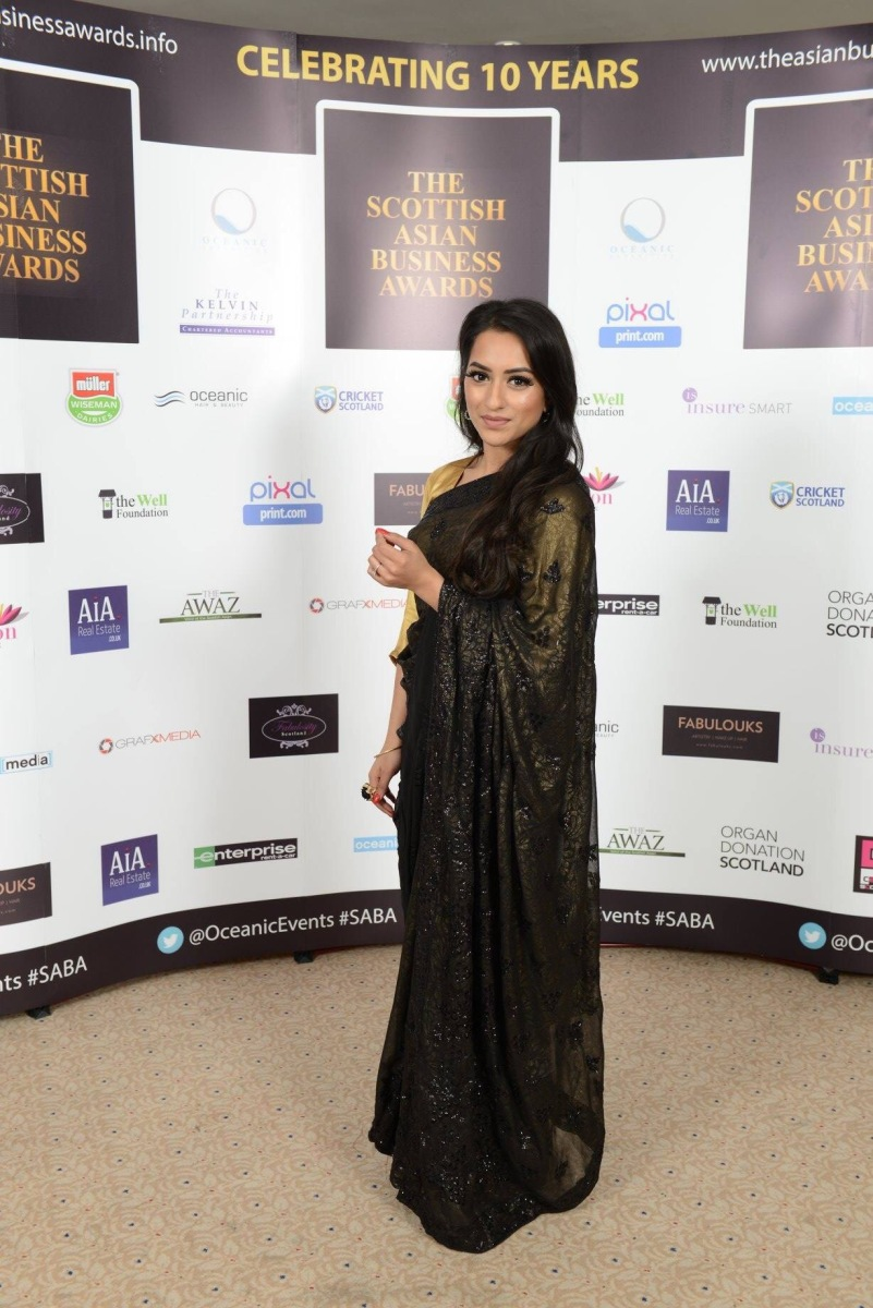 The Scottish Asian Business Awards 2015