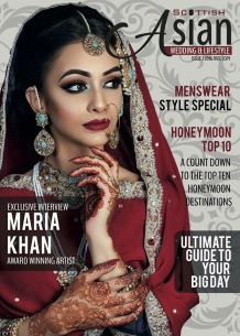 Scottish Asian Wedding and Lifestyle Directory Issue 2 2016