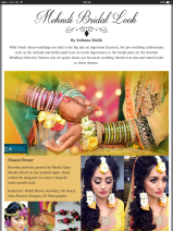 Scottish Asian Wedding and Lifestyle Directory