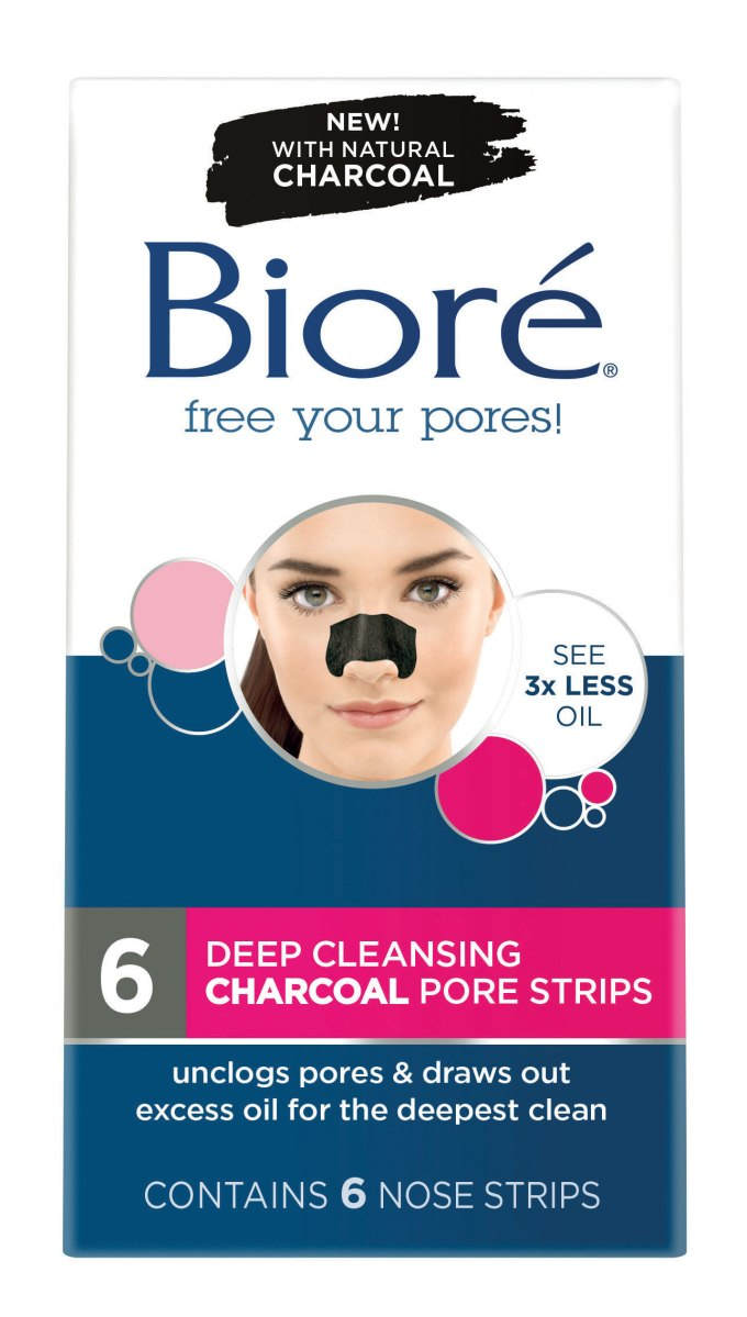 BIORÉ Deep Cleansing Charcoal Pore Strips - REVIEW
