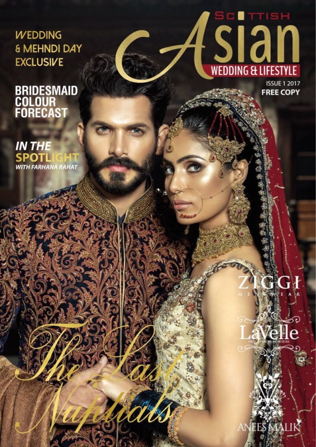 Scottish Asian Wedding & Lifestyle 2017 Issue 3