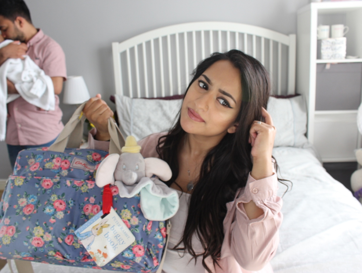 What to pack in my hospital bag | NEW mums guide